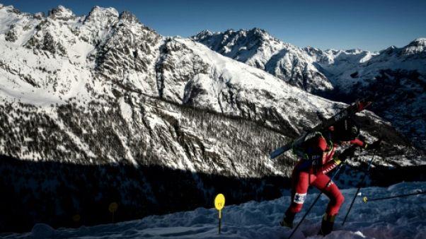 Le ski alpinisme grimpe vers les sommets olympiques
