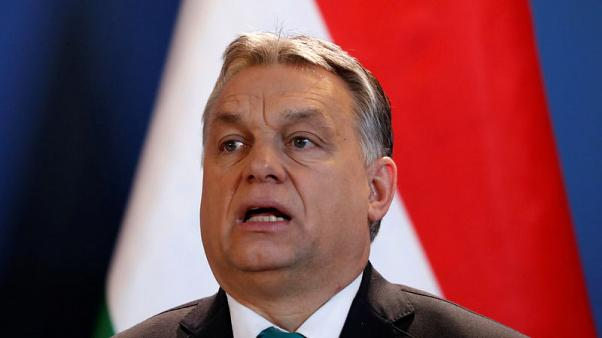 EU should step up efforts to integrate Balkans, Hungary's PM says