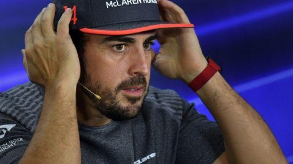 24 Heures du Mans: l'aubaine Fernando Alonso