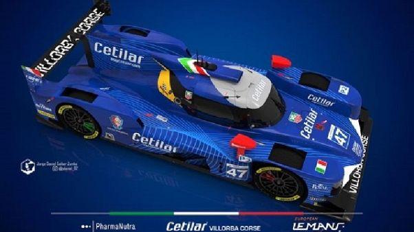 Cetilar Villorba corre 24 Ore di Le Mans