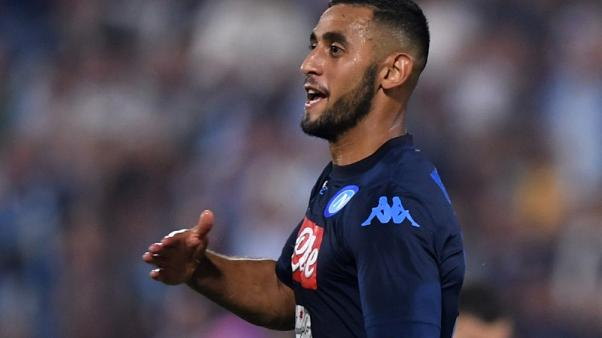 Napoli's Ghoulam suffers suspected fractured knee cap