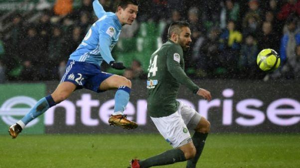 Ligue 1: Thauvin, plein cadre