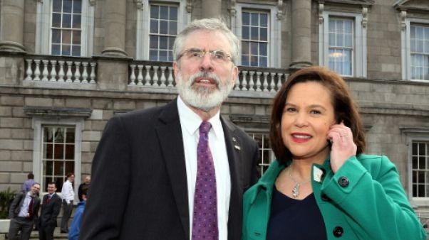 Irlande: Adams passe la main à une nouvelle génération du Sinn Féin