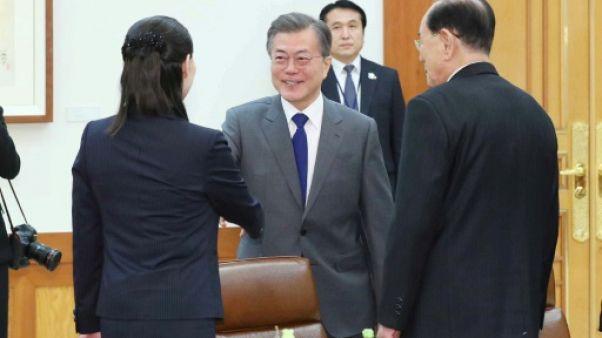 Diplomatie du kimchi pour le rapprochement olympique intercoréen
