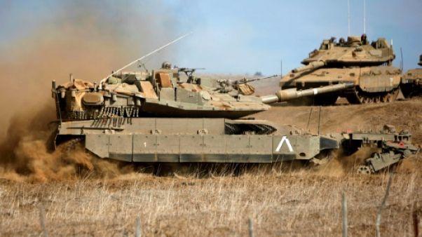 """Syrie: la défense antiaérienne a repoussé une """"agression israélienne"""", selon l'agence d'Etat"""