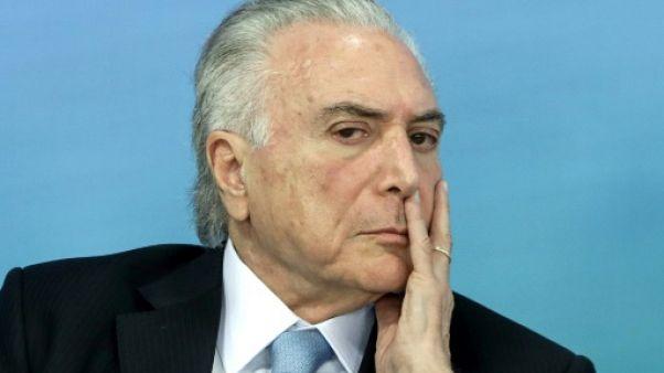 Brésil: la ministre Cristiane Brasil, un nouveau problème pour Temer