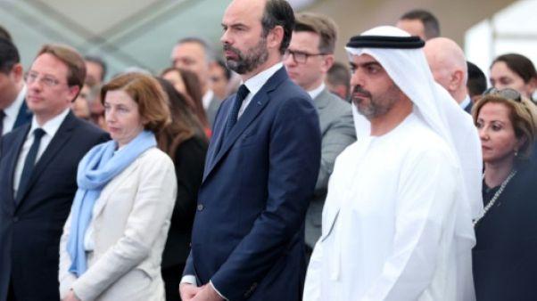 """Philippe invite les Emirats à """"prendre leur part"""" dans les investissements en France"""