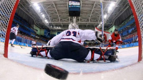 JO-2018: la Corée réunifiée s'incline pour son premier match de hockey