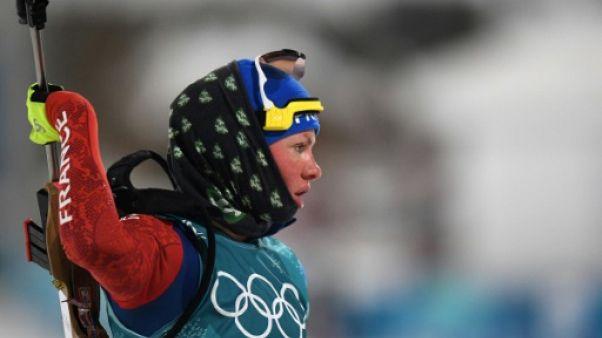 Les Bleus dans les Jeux: Dorin, 4e, et Fauconnet ratent la première médaille
