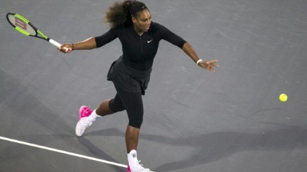 Fed Cup: Serena Williams absente samedi, vivement dimanche!