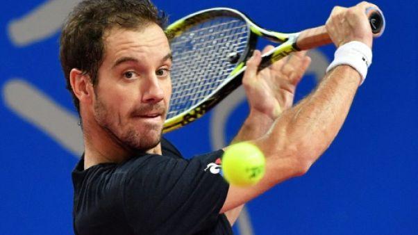 Tennis: Gasquet bat Goffin et va en finale à Montpellier