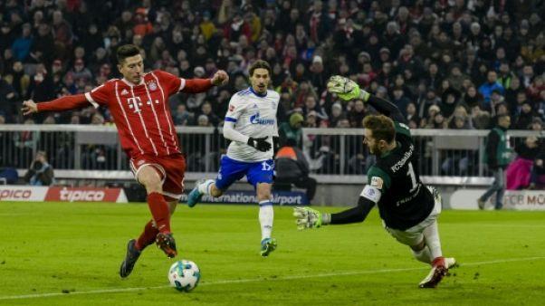 Allemagne: Lewandowski aussi bien que Jupp Heynckes