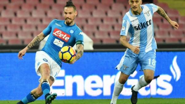 Italie: Naples réagit pour reprendre à la Juventus la 1re place