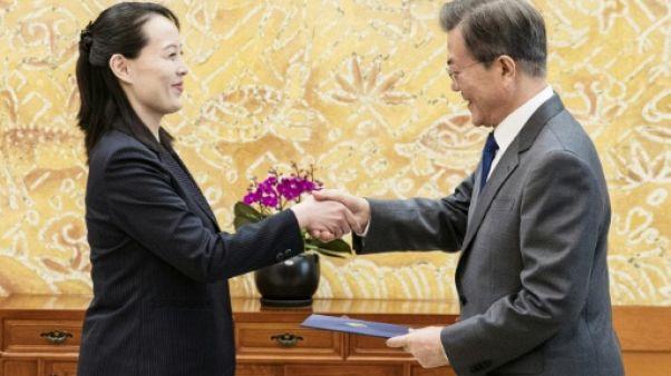 JO-2018: Kim Jong Un invite le président sud-coréen à Pyongyang