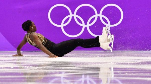 JO-2018: la France éliminée en patinage, le Canada mène la danse à mi-parcours