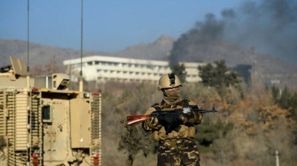 En Afghanistan, la guerre fait rage même en plein hiver