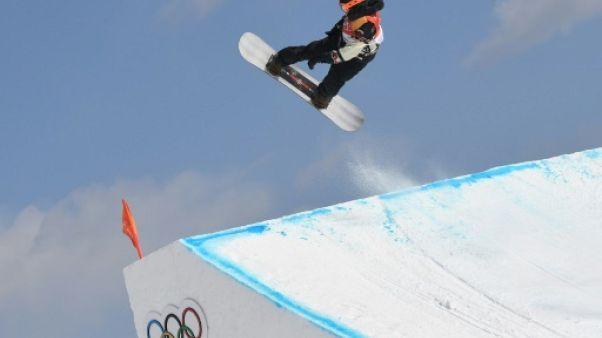 """JO-2018: McMorris, de son """"lit de mort"""" au podium olympique en snowboard"""