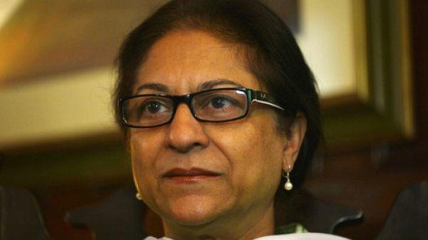 """Pakistan: décès de l'avocate Asma Jahangir, """"icône des droits humains"""""""