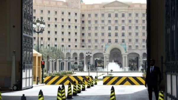 """Le Ritz-Carlton, """"prison dorée"""" de Ryad, rouvre ses portes"""