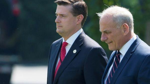 Empêtrée dans le scandale des violences conjugales, la Maison Blanche riposte