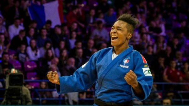 Judo: Tcheuméo fait danser Bercy lors du prestigieux Paris Grand Slam
