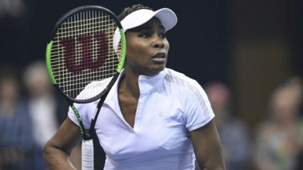 Fed Cup: Williams envoie les États-Unis en demies