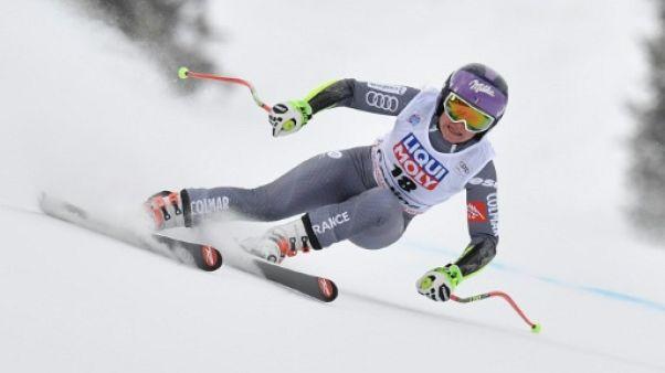 JO-2018: le vent repousse encore le début des épreuves de ski alpin