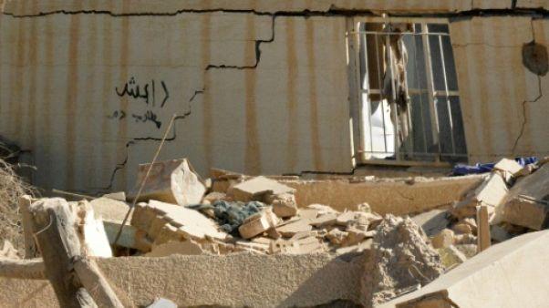 En Irak, l'impossible retour des familles de jihadistes à Al-Anbar