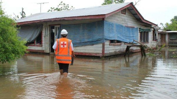 Etat d'urgence aux Tonga à l'approche d'un cyclone