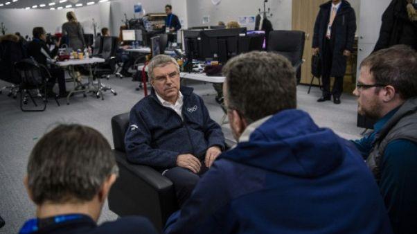 JO-2018: le président du CIO Thomas Bach se rendra en Corée du Nord après les Jeux