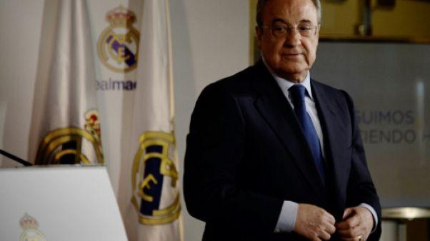 C1: le Real Madrid, modèle économique pour l'ambitieux PSG