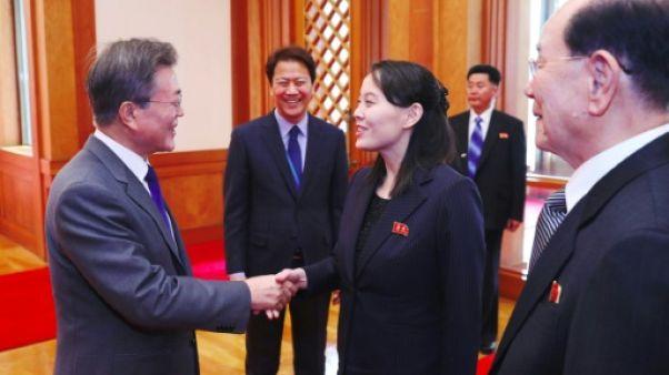 Des Sud-Coréens prudents après la visite historique de Kim Yo Jong