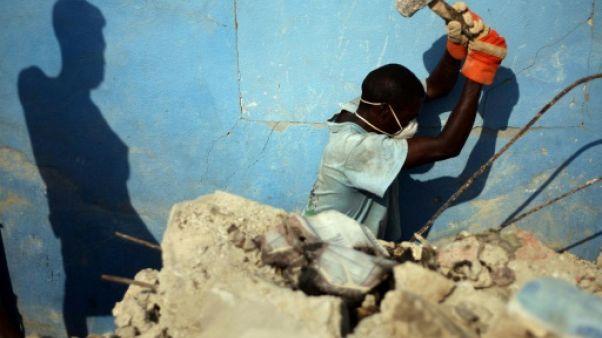 Scandale sexuel en Haïti: démission de la directrice adjointe d'Oxfam