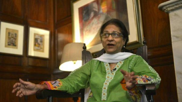 """Pakistan: Asma Jahangir était une """"géante des droits de l'Homme"""""""