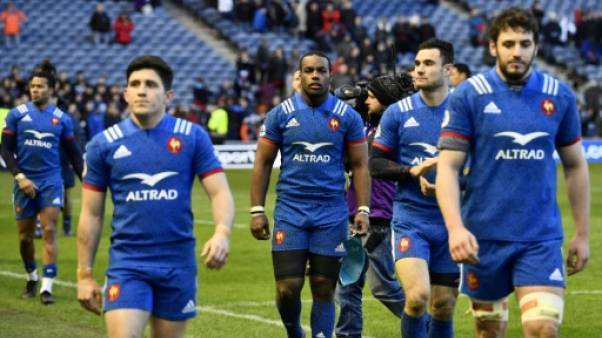 Tournoi: XV de France, après la défaite, une 3e mi-temps qui pose question