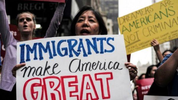 Le Sénat américain s'attaque à la réforme des lois sur l'immigration