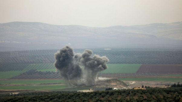 """Afrine: les Kurdes ne voient """"aucun problème"""" à une intervention de Damas"""