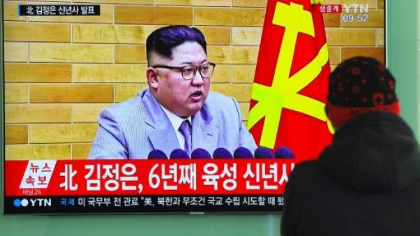 JO-2018 - Kim Jong Un salue le Sud pour son hospitalité