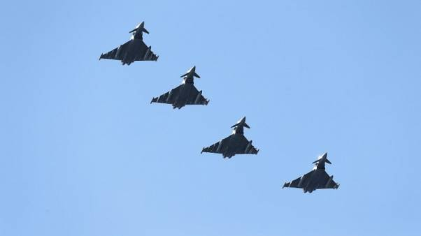 BAE proposes UK government financing to Malaysia for Typhoon jet deal