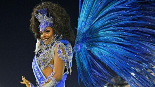 Le Carnaval de Rio s'achève dans la joie et la contestation