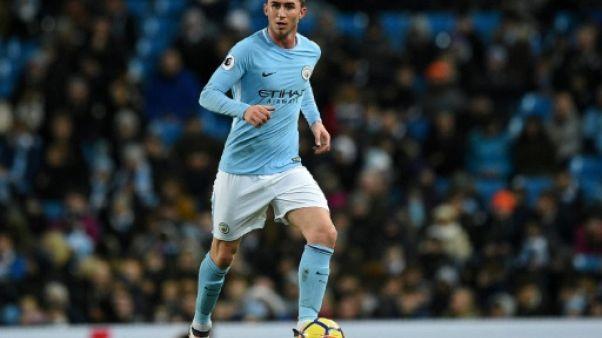 Manchester City:  Laporte, un gaucher pour un quadruplé