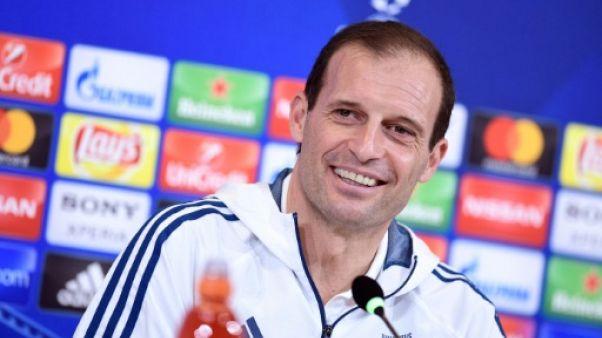 Juventus: Allegri, le discret M. Bonheur