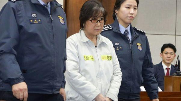 Choi Soon-sil, l'amie d'une présidente et la cause de sa ruine