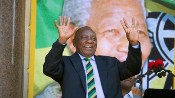 Ramaphosa, l'ancien homme d'affaires au seuil du pouvoir