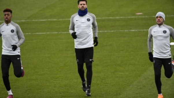 Paris SG: sans Motta face au Real Madrid