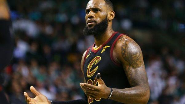 NBA: les Cavaliers à nouveau conquérants