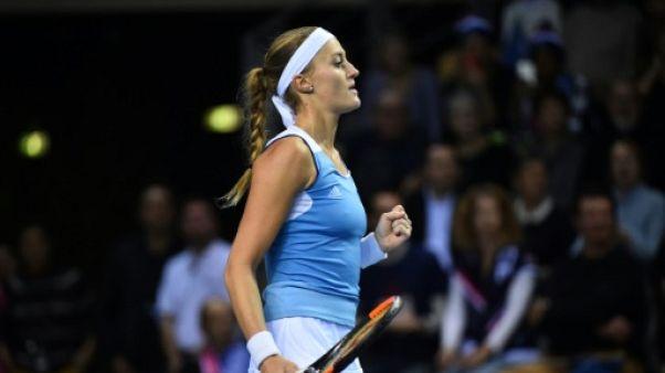 Tennis: Mladenovic éliminée à Doha, pas de retrouvailles avec Garcia