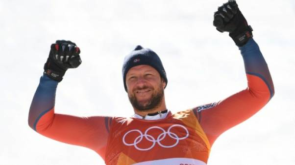JO-2018: Svindal, Viking et indestructible en descente