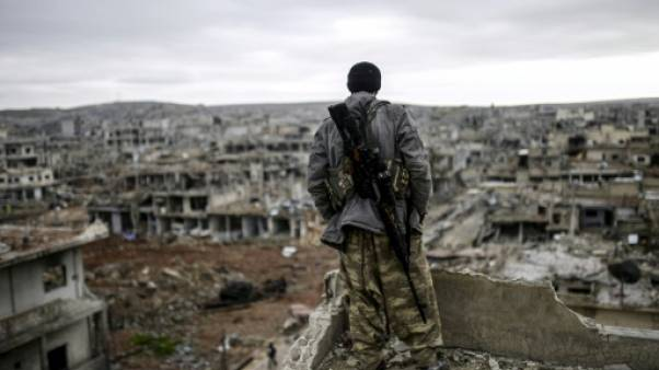 Turquie-USA: les milices kurdes et Gülen, principaux points de discorde
