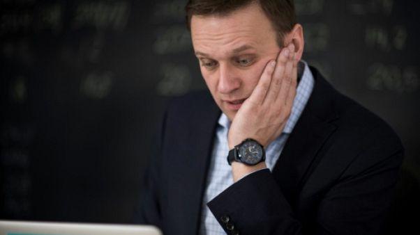 Russie: le site de l'opposant Navalny bloqué par les autorités